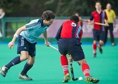 Men's Hockey League, Premier Division, Reading v Hampstead & Westminster