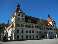 DSCN8852 _ Schloss Eggenberg, Graz, 8 October