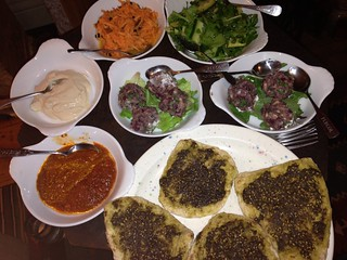 Mezze At Home