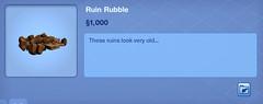 Ruin Rubble
