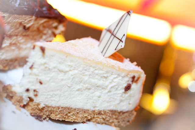 O' New York Cheese Cake