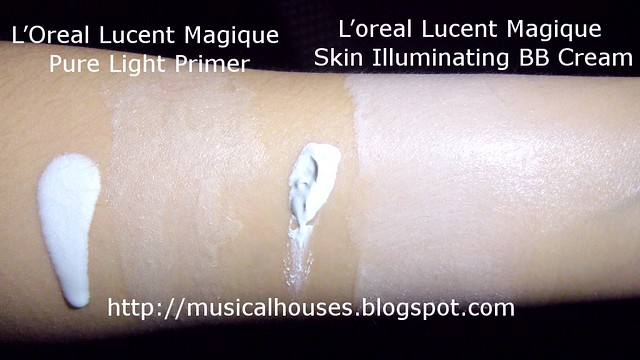 how to use magic lumi light infusing primer