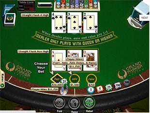 Tri Carte Poker