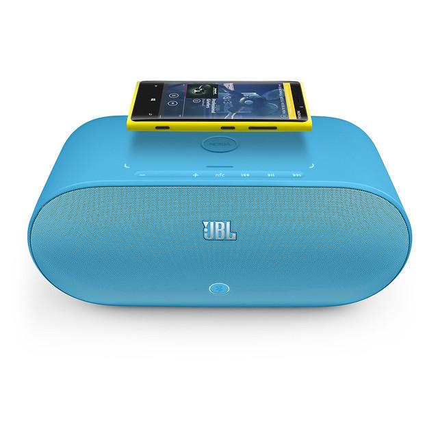 JBL PowerUp Wireless Charging Speaker for Nokia (MD-100W)