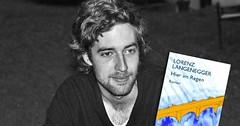 Autorské čtení švýcarského prozaika a dramatika Lorenze Langeneggera v Praze