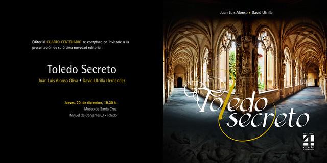 Toledo Secreto Portada oficial