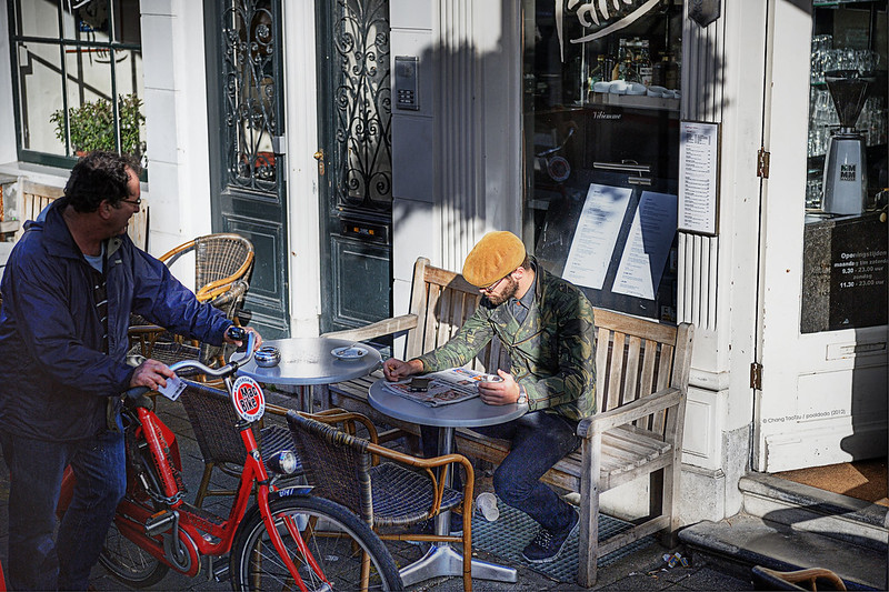 [street] newspaper