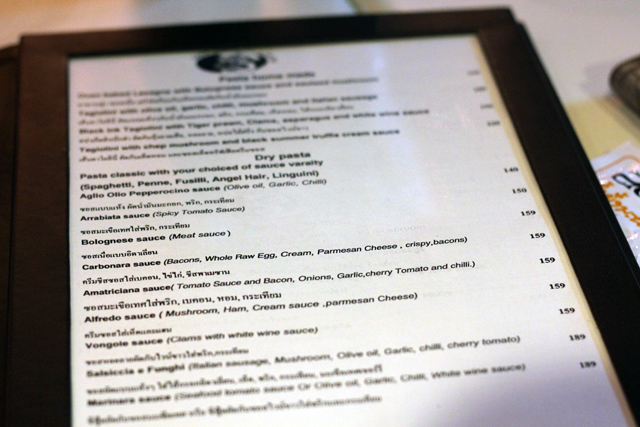 8228404009 b14d1cd399 o Casa Pasta   The Best Italian Restaurant in Bangkok?