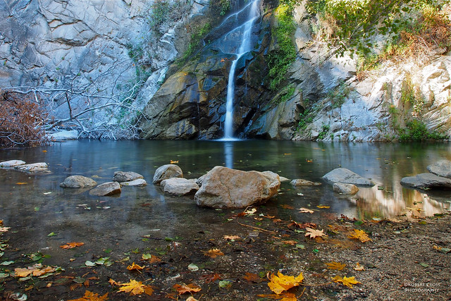 Sturtevant Falls in Late October
