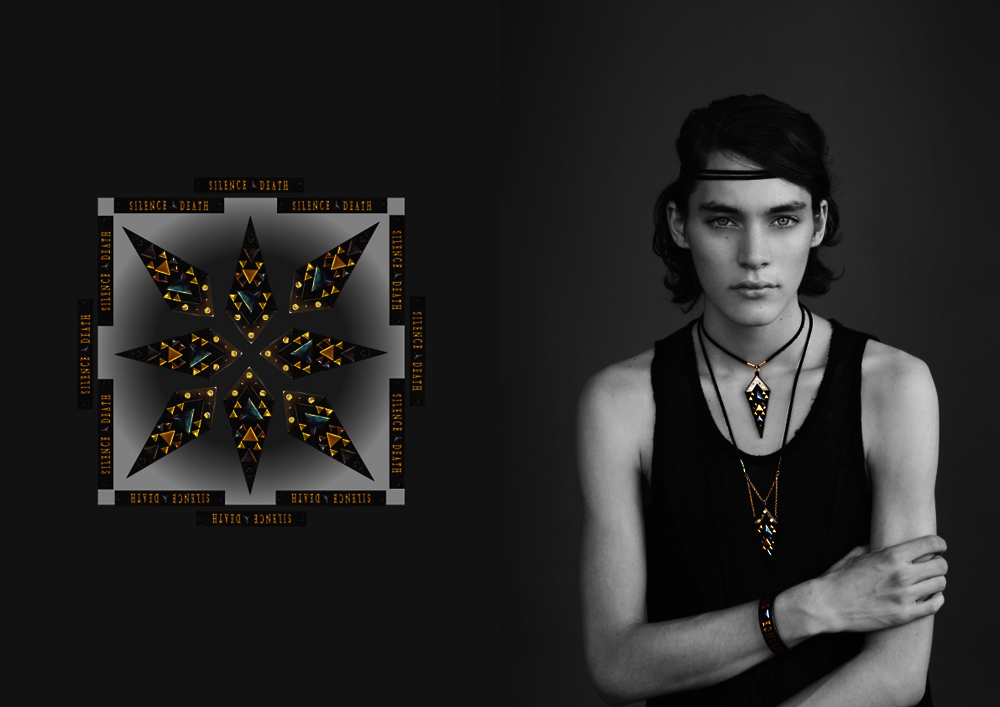 Jaco Van Den Hoven0701_BLACK TRIANGLE DESIGN 2011 2nd Collection