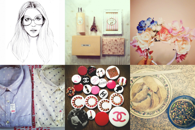 six 6 of the best fashion blog instagram feeds