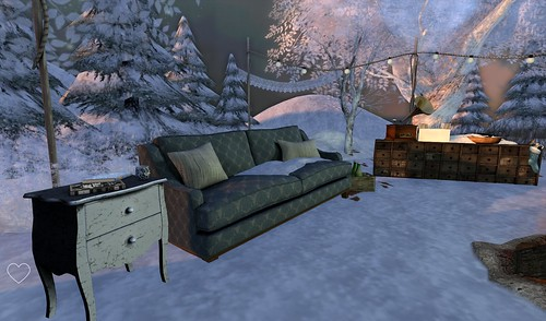 Home Sweet Home ♡ Winter Cottage ~ Round the Fire