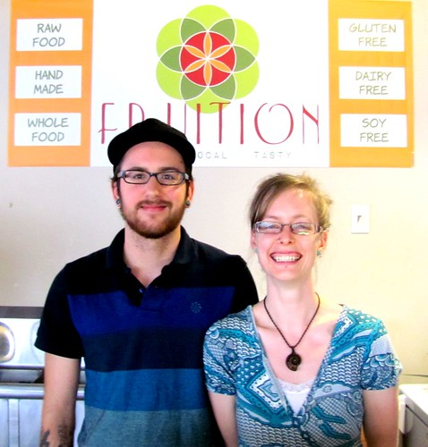 Fruition Foods at Halifax Seaport Farmers Market