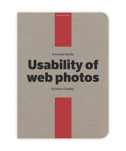 Usability of web photos bok