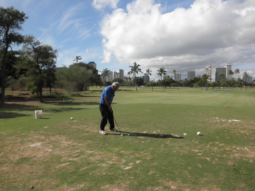 Ala Wai Golf Course 076