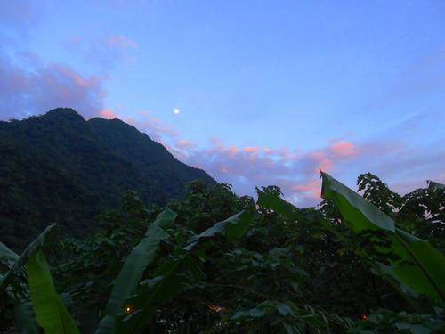 烏来の月:The Moon of Wulai