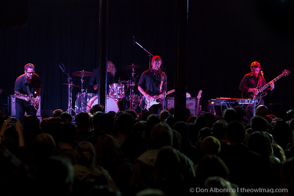Paul Banks @ Slims 12/01/12