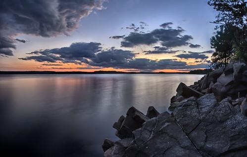 lake day cloudy arkansas arkadelphia degray caddovalley