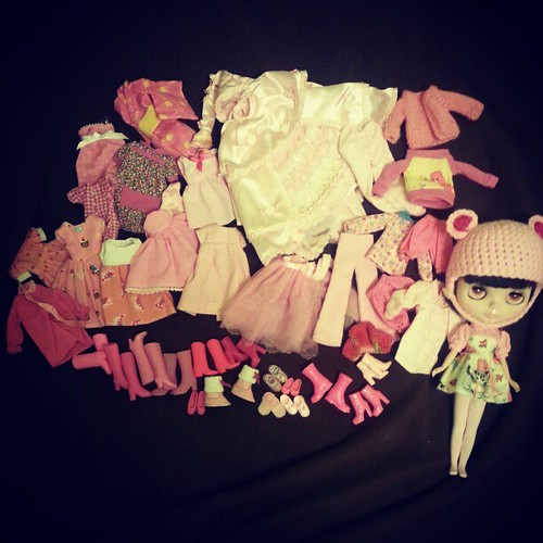 Eden: Do you think I have enough pink things to get through 365?