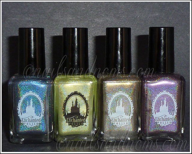Enchanted Polish Ho Ho Holoday Collection 2