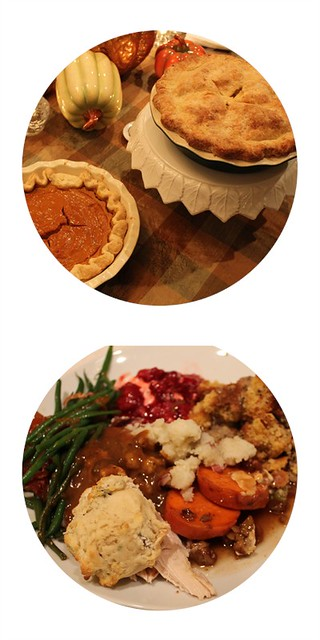 Pies and Plate