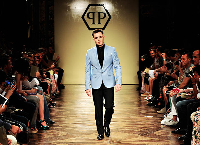 PHILIPP PLEIN Men's Spring Summer 2013 Fashion Show (1)