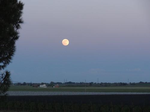 Luna sulla Ghidinia by meteomike