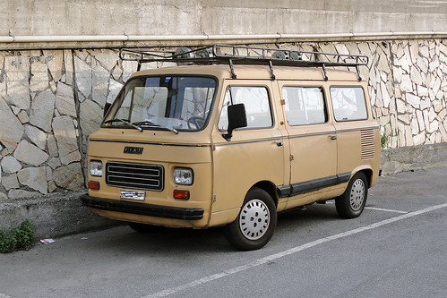 Fiat 900E Panorama by Maurizio Boi