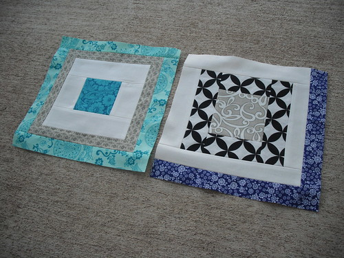 November do. Good Stitches square in square blocks by jenniferworthen