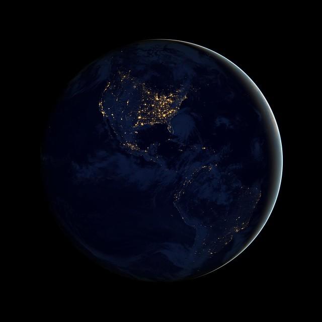 Black Marble - Americas
