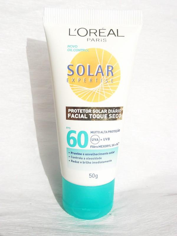 Testei: novo protetor solar facial  expertise com toque seco