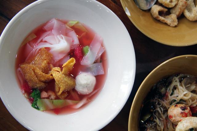 Yen Ta Fo - Pink Noodles