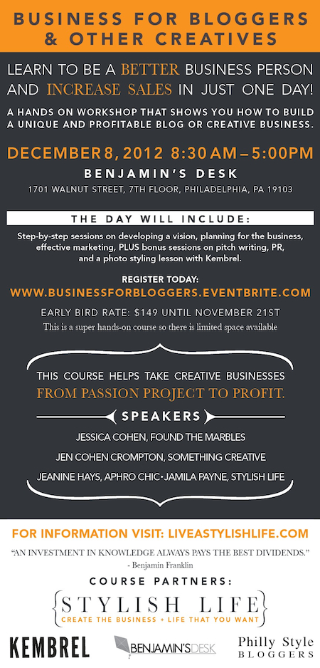 Jeanine Hays Business for Bloggers Event