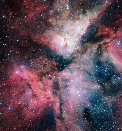 [フリー画像素材] 自然風景, 宇宙, 星雲, りゅうこつ座星雲 ID:201212111600