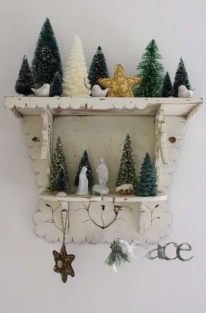 Christmas Shelf 2012