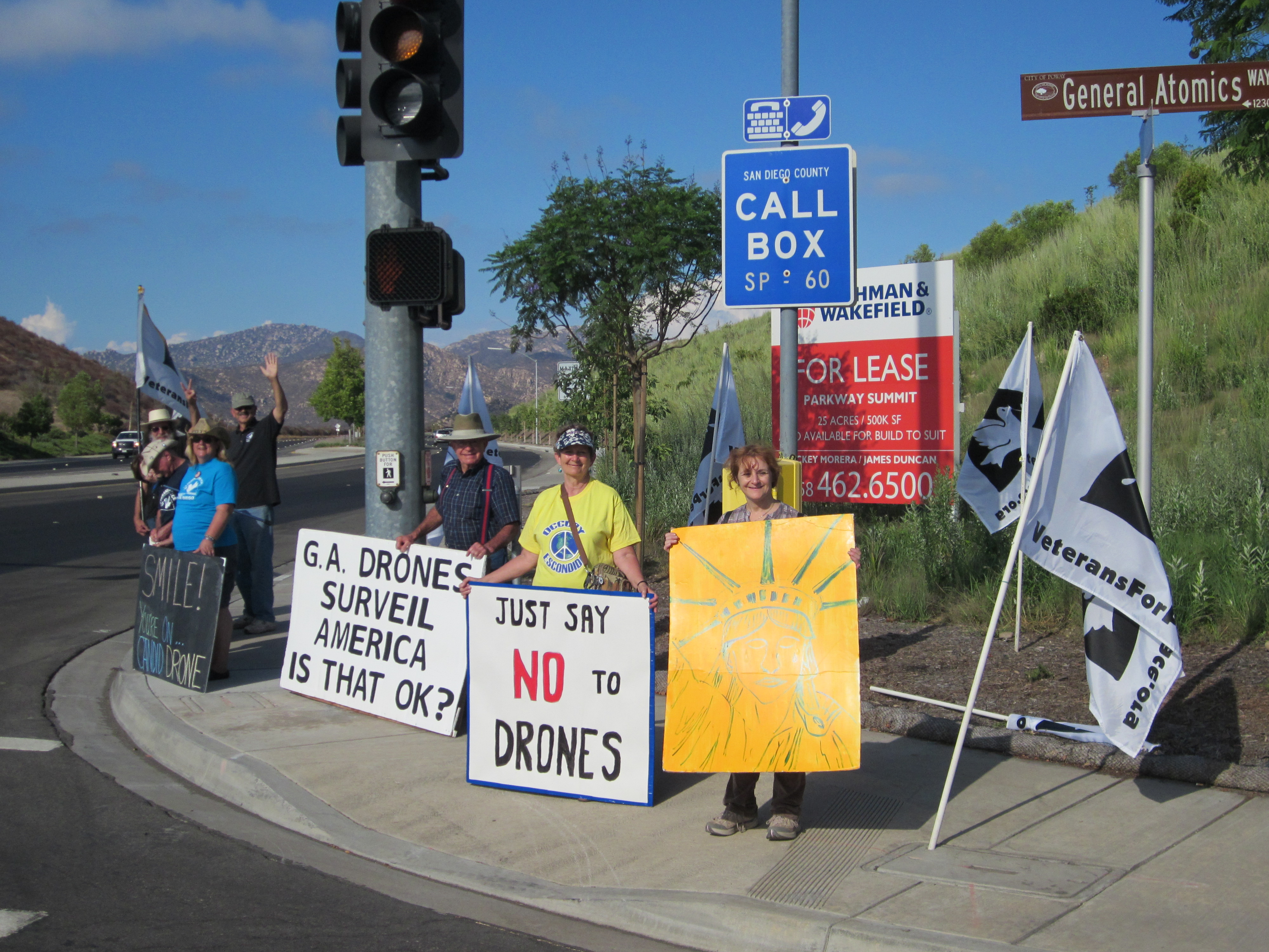 Drones Come Home, to U S  Privacy Activists' Dismay | Inter Press