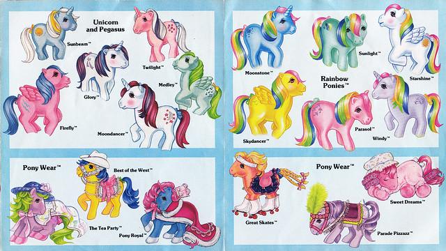 Mon Petit Poney (HASBRO) 1982 - 1994 8257707387_fe0a772cb0_z
