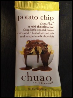 Chuao Potato Chip Chocopod