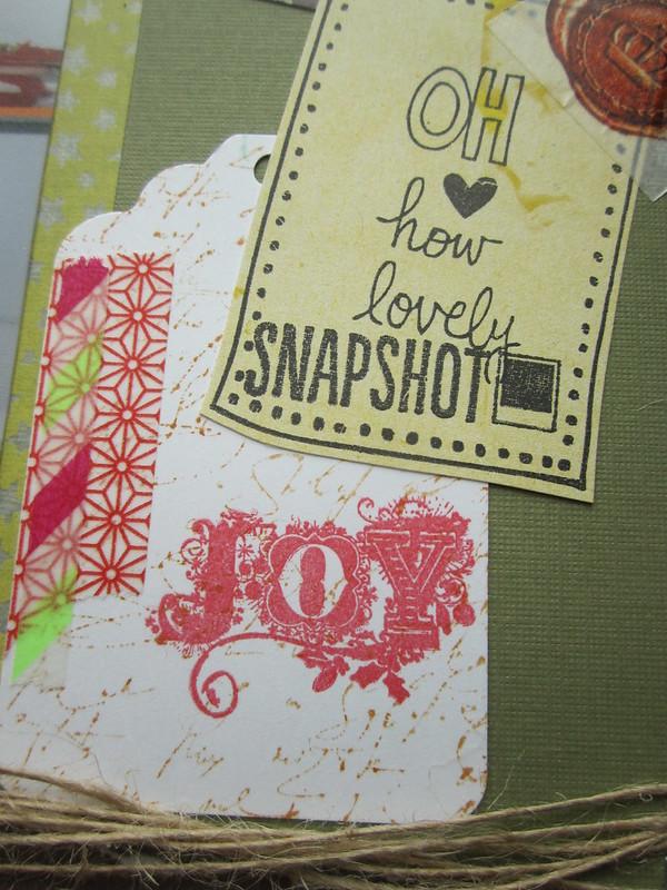 Let's Scrap 12-12-12 tags