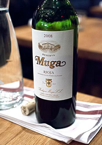 Muga Reserva 2008