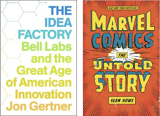 Bell Labs and Marvel