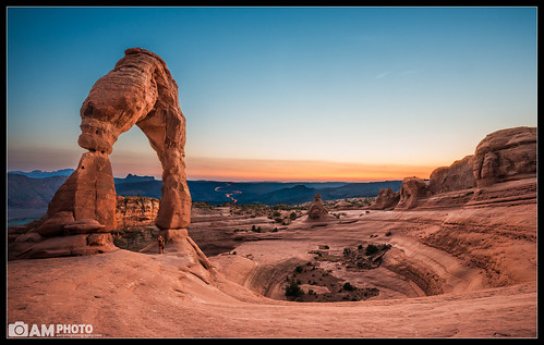 trip wedding light sunset vacation southwest love nature beautiful beauty car rock landscape utah engagement nationalpark nikon sandstone kiss kissing couple desert parks arches land moab lighttrails delicate proposal archesnationalpark delicatearch d800 rockformation cartrails utahsymbol aaronmeyersphotography