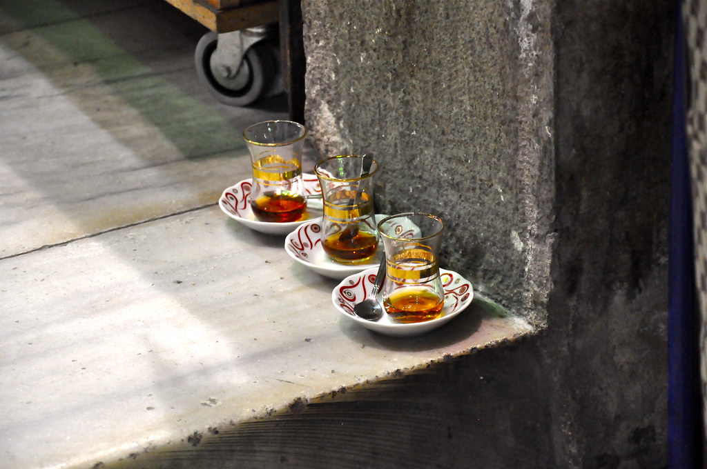 Tea Culture in Turkey