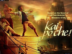 [Poster for Kai Po Che]