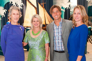 Ship Ahoi at the 2012 San Francisco Fall Antiques Show
