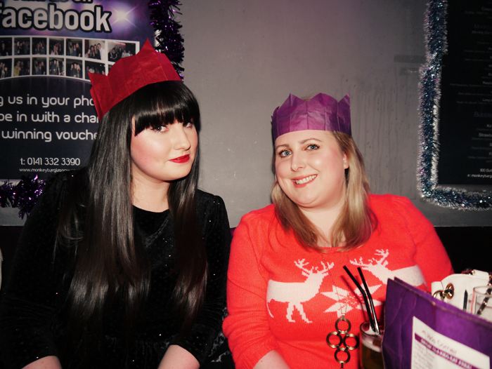 scottish bloggers christmas party 6