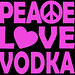 PeaceLoveVodka