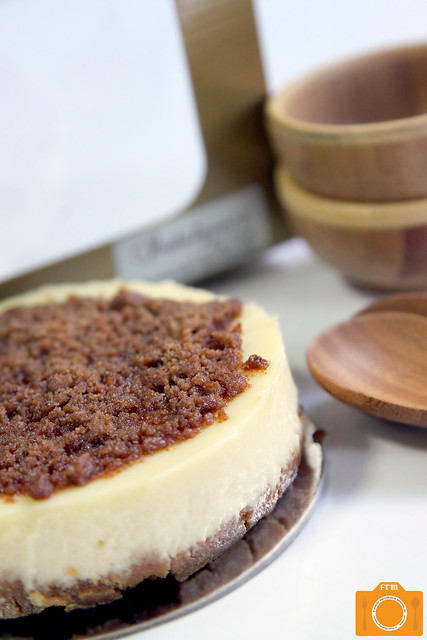 Indulgence by Irene Chocnut Cheesecake