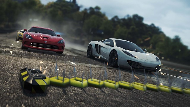 Need for Speed : Most Wanted - Screenshot 1