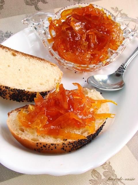 конфитюр апельсиновый с цедрой 2